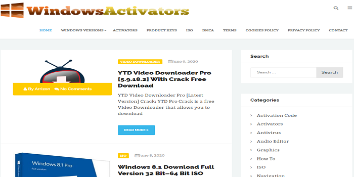 Windows 10 Activator Free Download For 32-64 Bit Windows Activators Download