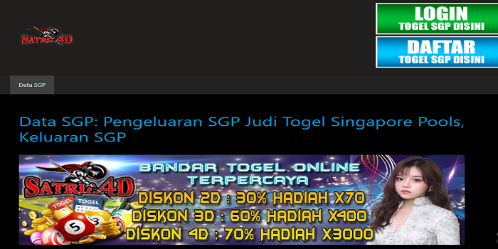 A guide to Web based Togel Singapore Casinos Online